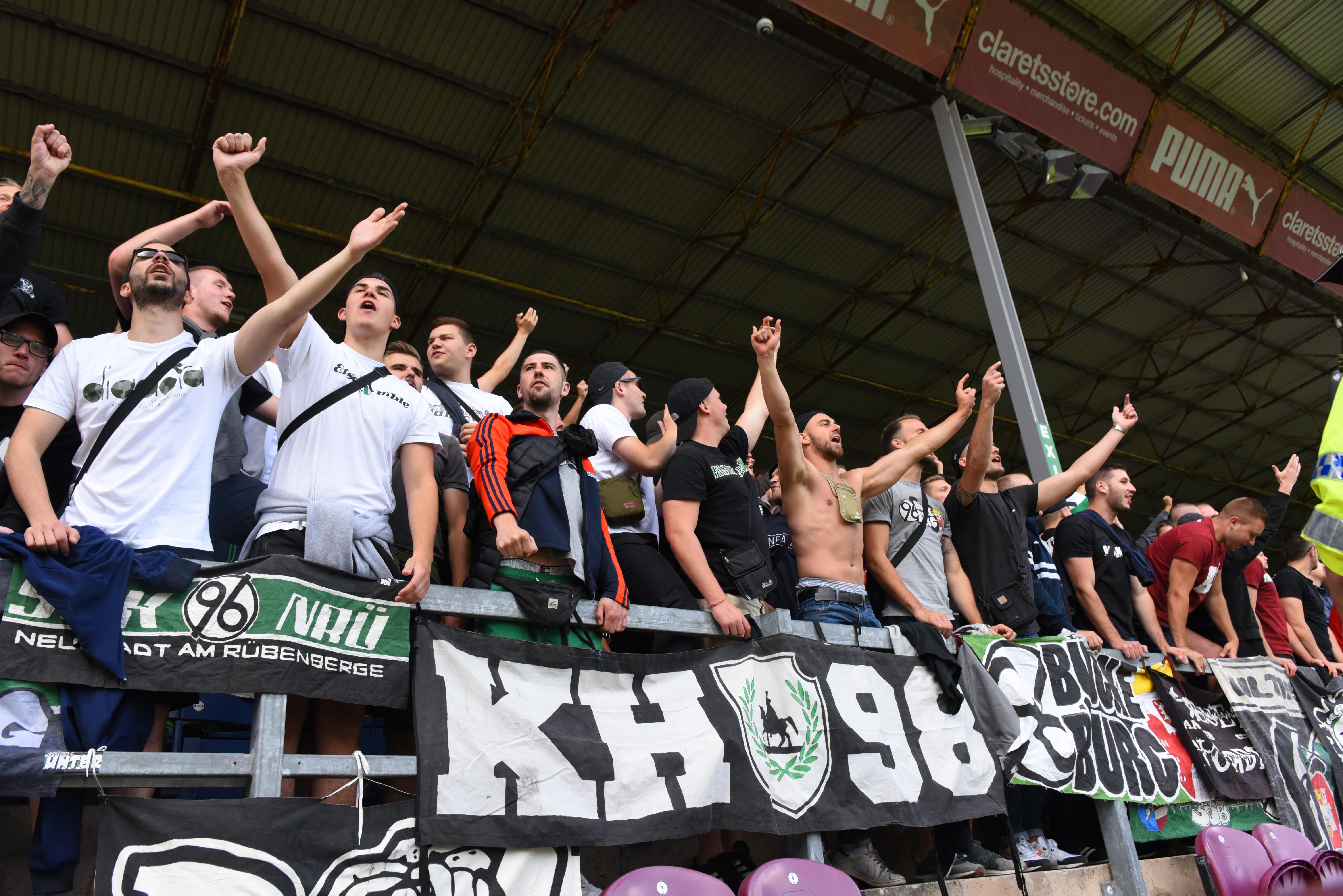 Hannover 96 Burnley