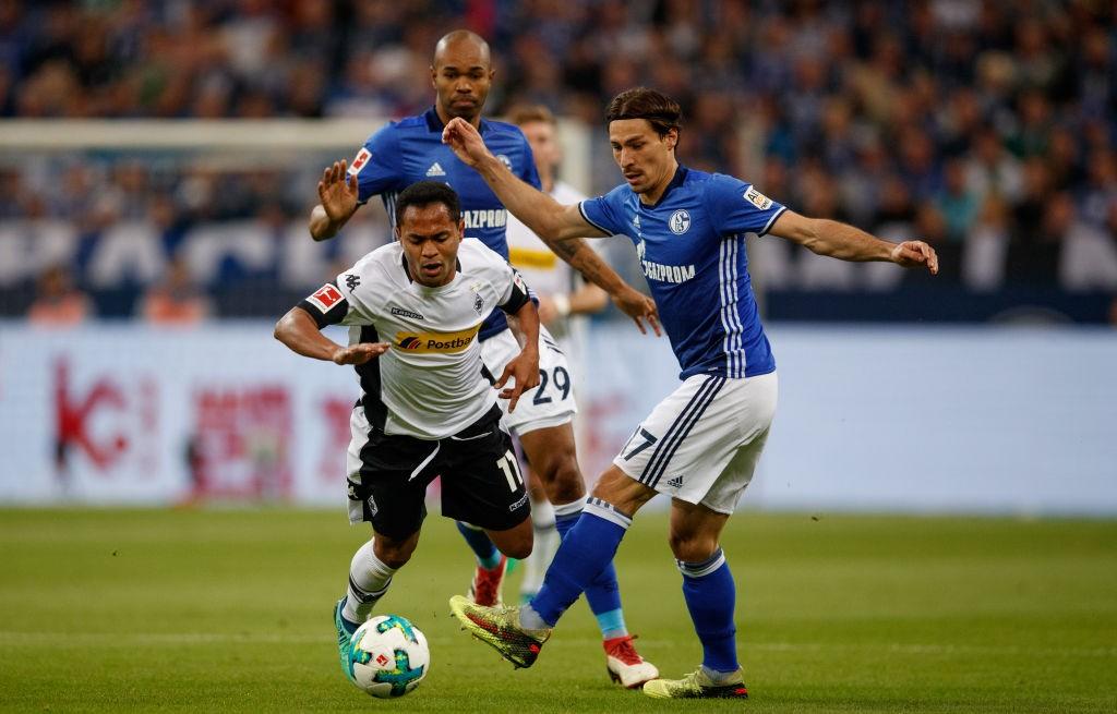 Tore Schalke Gladbach