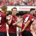 Nürnberg holt ersten Sieg der Saison