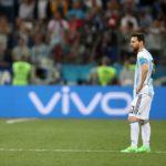 Argentinien droht nach 0:3-Pleite gegen Kroatien das Aus
