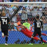 Halldórsson rettet Island einen Punkt gegen Argentinien