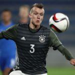 Klostermann zwischen den DFB-Teams