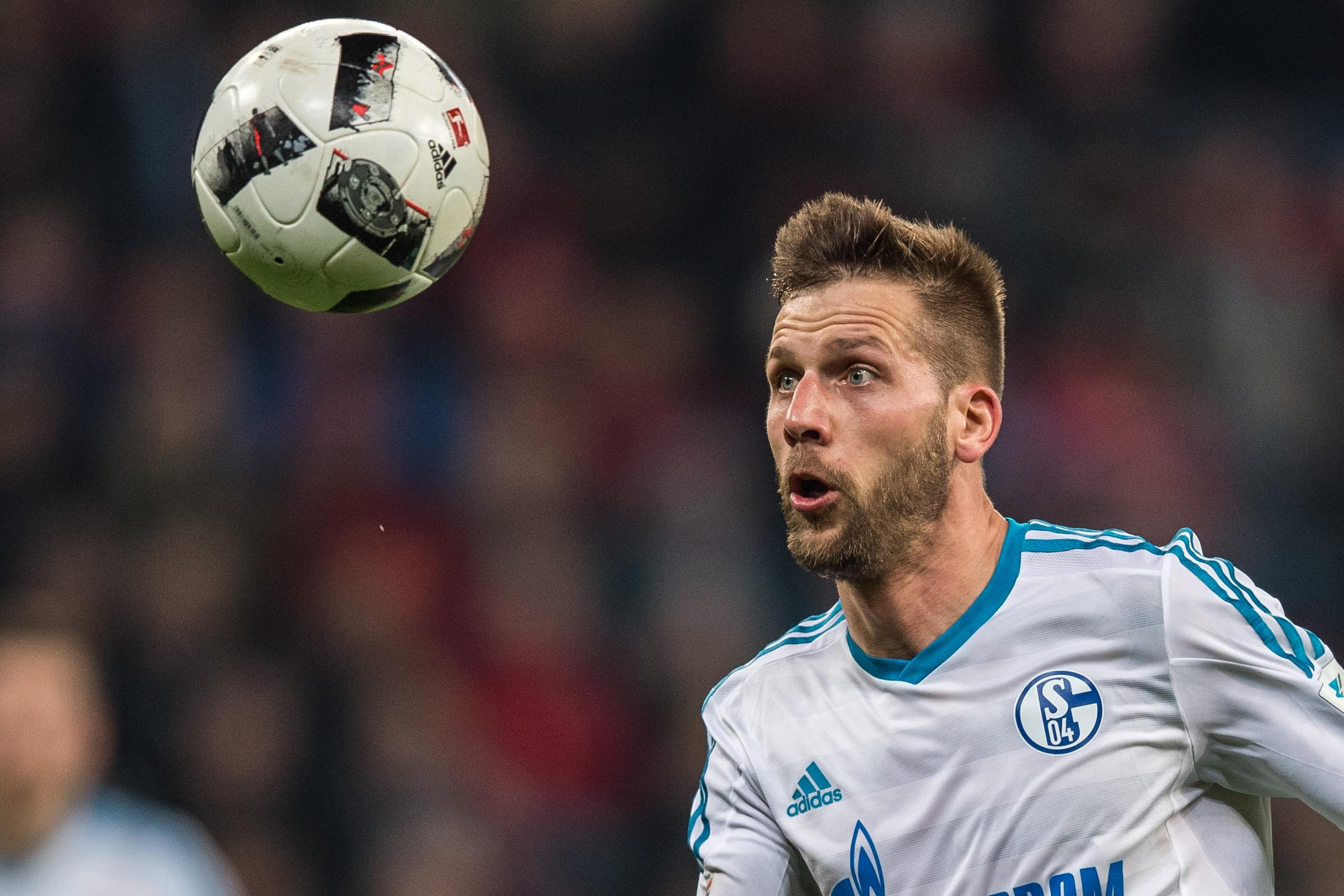 Guido Burgstaller Schalke