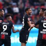 Leverkusen gelingt Punktgewinn in letzter Minute