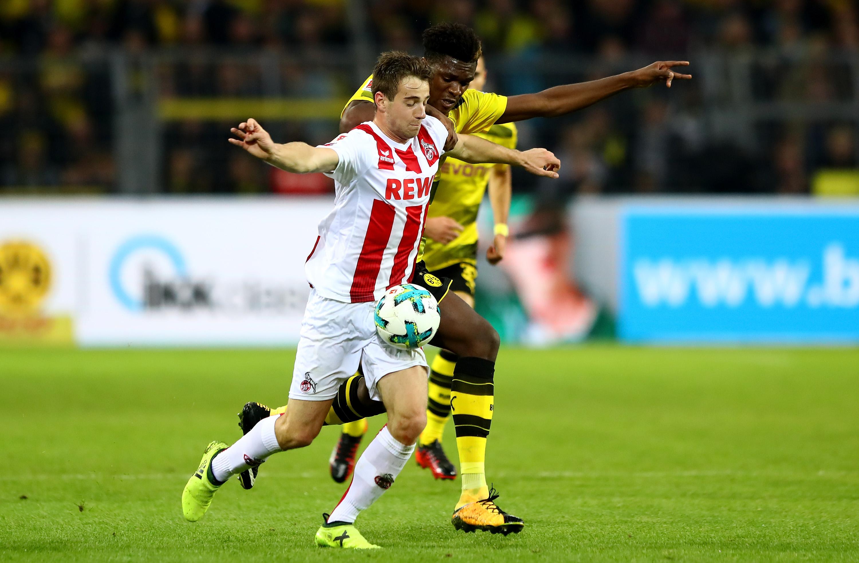 Köln Gegen Dortmund