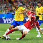 Brasilien nur 1:1 gegen die Schweiz