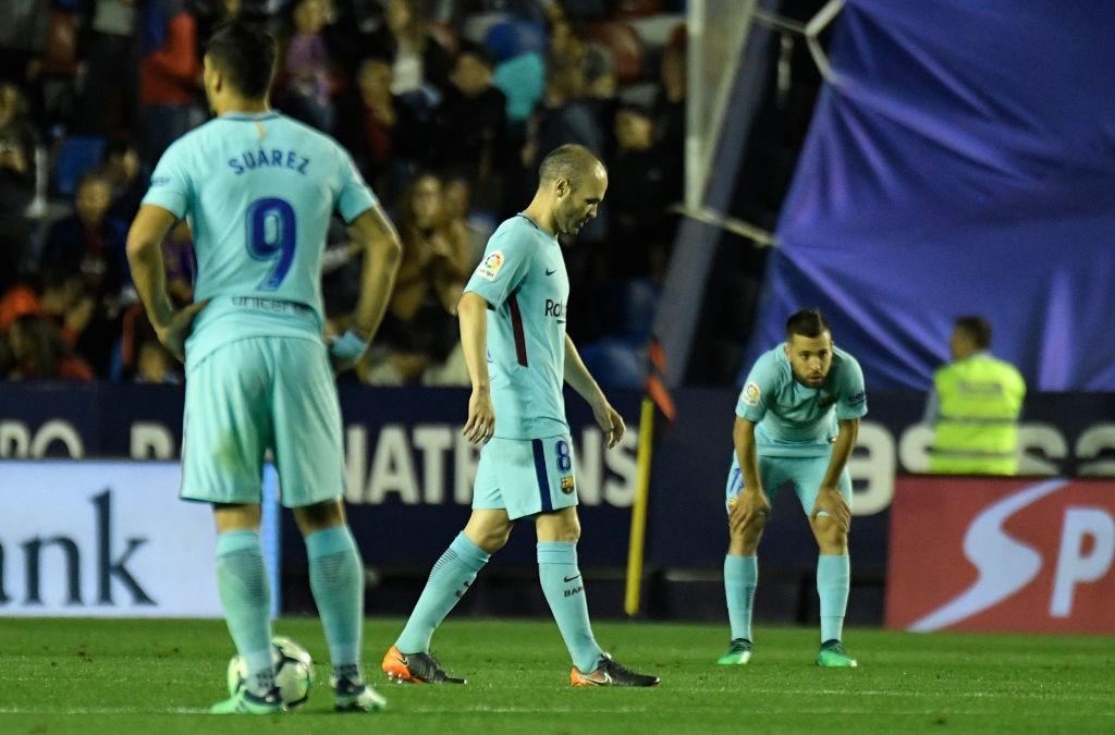 """Bir-birindən gözəl qollar, """"Barselona""""nın 4:5 hesablı məğlubiyyəti - <font color=#ff0000>VİDEO</font></strong>"""