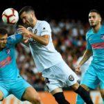 Atlético und Valencia teilen die Punkte