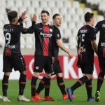 Bayer 04 sichert sich souverän den Gruppensieg