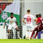 Leipzig unterliegt Salzburg mit 2:3