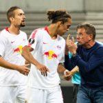Rangnick fordert anderes Auftreten gegen Frankfurt