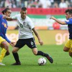 """Poulsen: """"Gefühlt nur zwölf Minuten Fußball"""""""