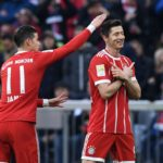 Lewandowski gegen James: Wer verliert, fliegt nach Hause