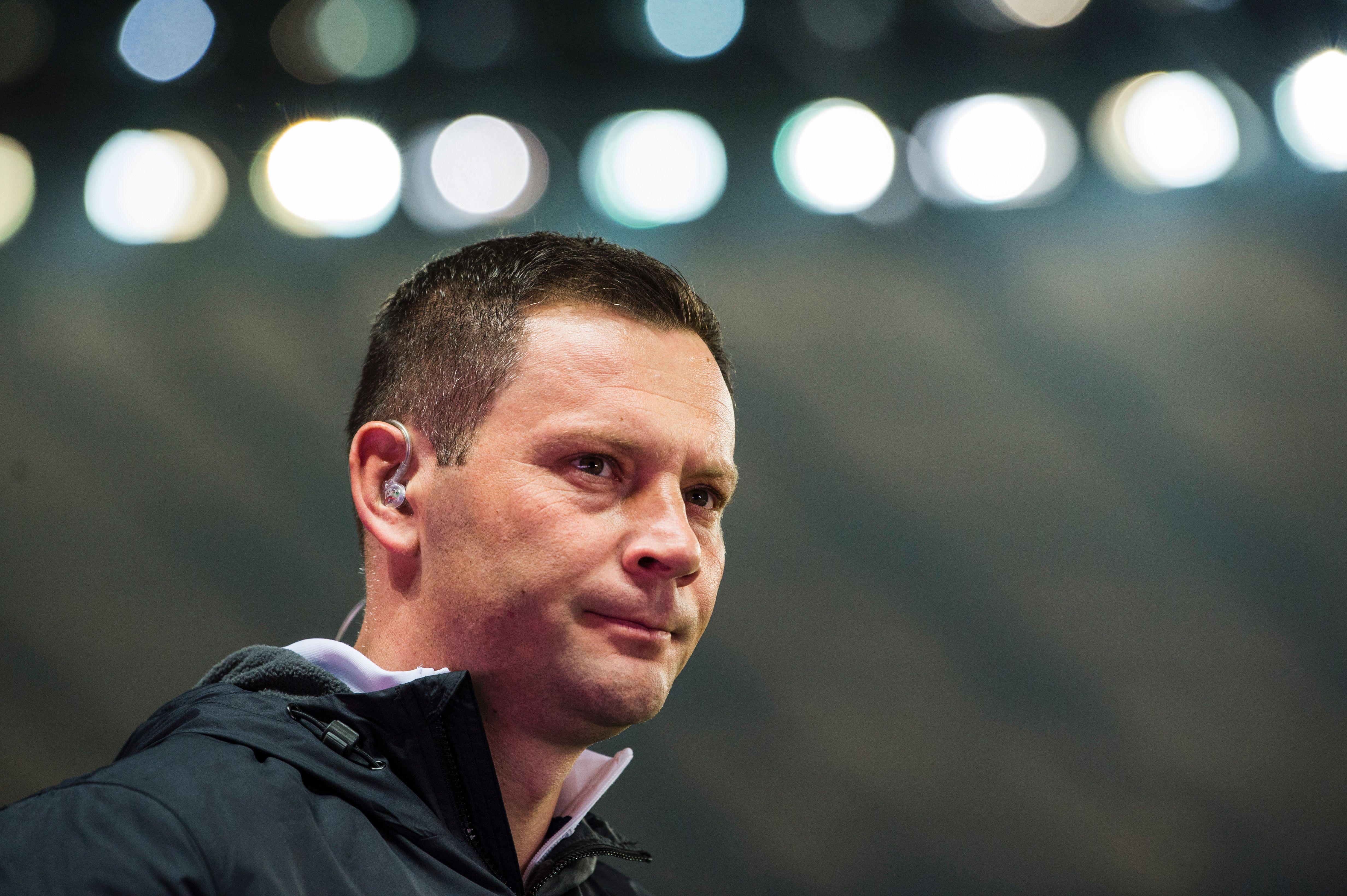 Rostock fordert Hertha unter Flutlicht