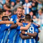 4:2 gegen Gladbach: Die Hertha grüßt von ganz oben