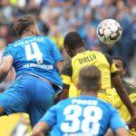 BVB holt einen Punkt in Unterzahl