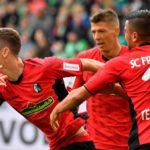 3:1 in Wolfsburg: Freiburg kann auswärts doch noch siegen