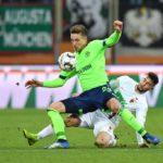 Schalke kommt in Augsburg nicht über einen Punkt hinaus