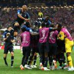 Frankreich schlägt Kroatien und ist Weltmeister