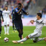 Keine Beute trotz Leistungssteigerung: Löw-Elf verliert 1:2 in Frankreich