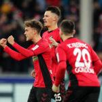 Auswärtsschwäche wird chronisch: RB geht in Freiburg unter