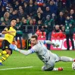 Raketen für den Derbyhelden: Sanchos Tor hält BVB auf Meisterkurs