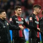 Bayer hofft auf weitere Treffer von Spätstarter Alario