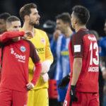 Frankfurt verliert Anschluss nach ganz oben