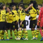 BVB krönt famose Hinrunde mit Herbstmeisterschaft