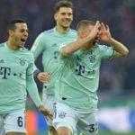 Kimmich, Alaba, Thiago: Drei Münchner in der Elf des Spieltags