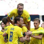 Schweden siegreich zum Auftakt