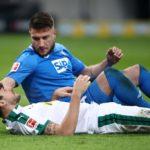 Hoffenheim und Gladbach trennen sich remis
