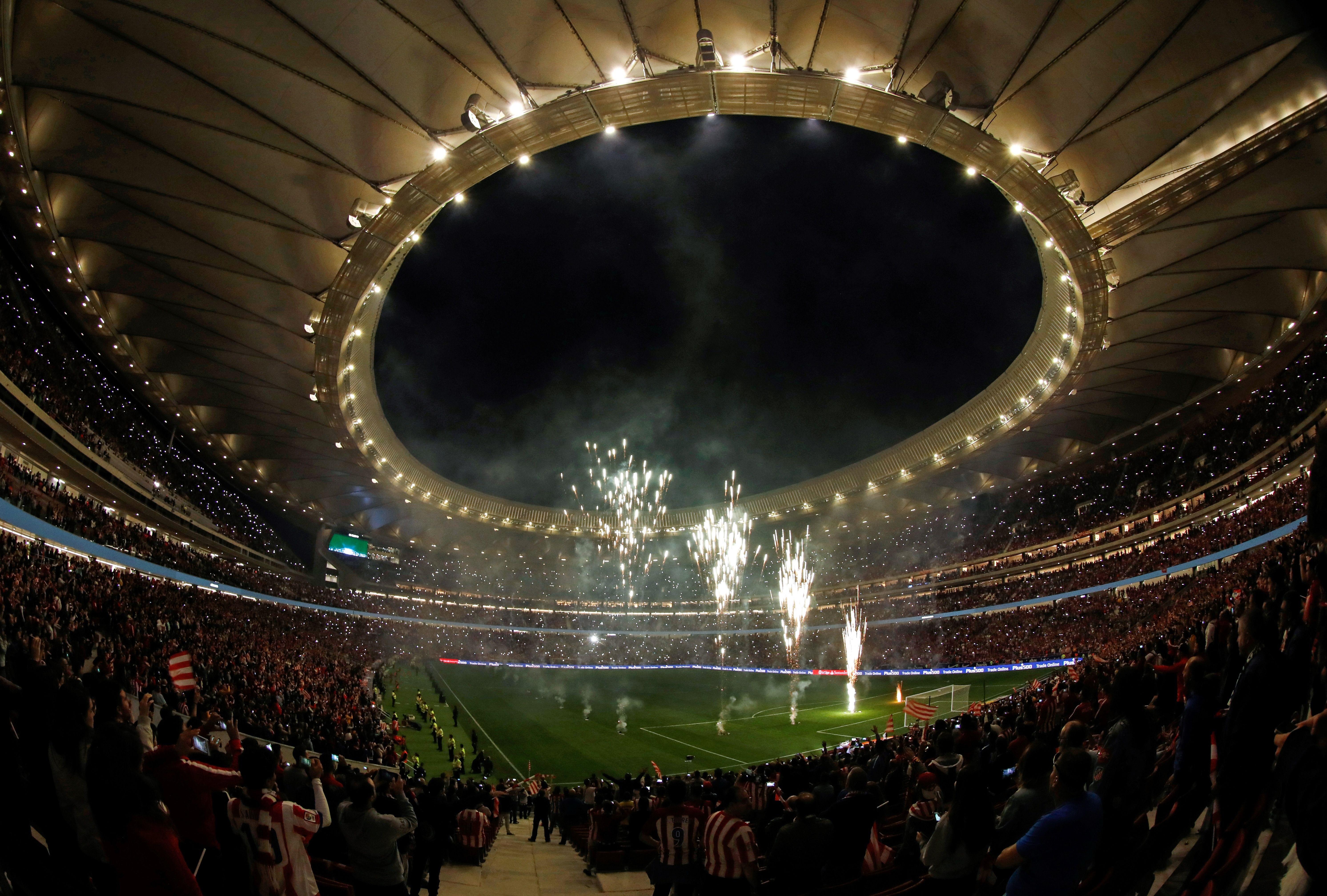 atletico madrid bayern münchen 2019